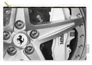 Ferrari Wheel Emblem Carry-all Pouch