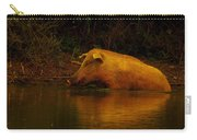 Ferrell Hog At Sunrise Carry-all Pouch