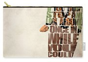 Ferris Bueller's Day Off Carry-all Pouch by Ayse Deniz