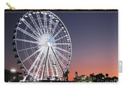 Ferris Wheel 18 Carry-all Pouch