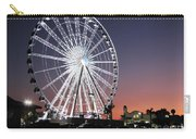 Ferris Wheel 19 Carry-all Pouch