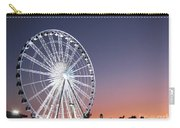 Ferris Wheel 21 Carry-all Pouch