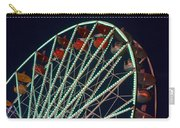 Ferris Wheel After Dark Carry-all Pouch