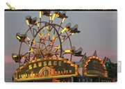 Ferris Wheel And Fair Food Carry-all Pouch