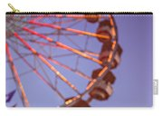 Ferris Wheel At Dusk Carry-all Pouch