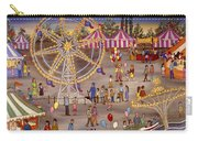Ferris Wheel At The Carnival Carry-all Pouch