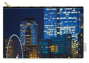 Ferris Wheel Seattle Harbor Carry-all Pouch