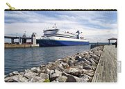 Ferry From North Sydney-ns To Argentia-nl Carry-all Pouch