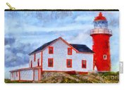 Ferryland Lighthouse In Newfoundland Carry-all Pouch