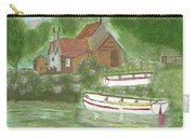 Ferryman's Cottage Carry-all Pouch