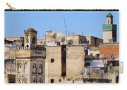 Fes Cityscape In Morocco Carry-all Pouch