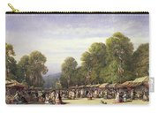 Festival At St. Cloud, C.1860 Carry-all Pouch