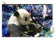Festive Panda Carry-all Pouch