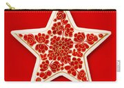 Festive Star Carry-all Pouch