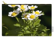Feverfew Carry-all Pouch