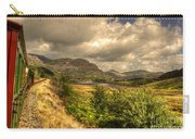 Ffestiniog Landscape  Carry-all Pouch