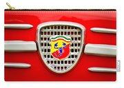 Fiat Emblem Carry-all Pouch by Jill Reger