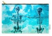 Fickle Finger Of Fate Carry-all Pouch