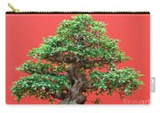 Ficus Bonsai Carry-all Pouch