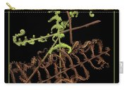 Fiddlehead Ferns 2 Carry-all Pouch