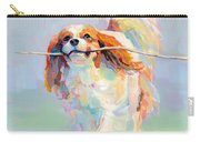 Fiddlesticks Carry-all Pouch by Kimberly Santini
