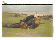 Field Drill For The Prussian Infantry  Carry-all Pouch