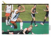 Field Hockey Hurdle Carry-all Pouch