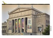 Field Museum South Facade Carry-all Pouch
