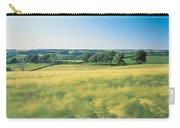Field Near Barnstaple, North Devon Carry-all Pouch