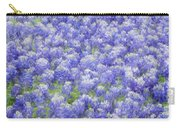 Field Of Bluebonnets Carry-all Pouch