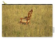 Field Of Chair Carry-all Pouch