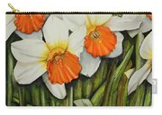 Field Of Daffodils Carry-all Pouch