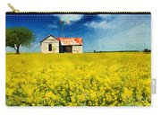 Field Of Dreams Carry-all Pouch by Betty LaRue