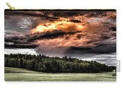 Field Of Dreams From Rain Above  Carry-all Pouch