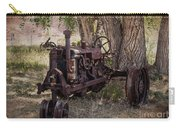 Field Of Dreams Carry-all Pouch by Janice Rae Pariza