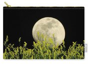 Field Of Gold By Moonlight Carry-all Pouch