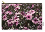 Field Of Lavender Carry-all Pouch