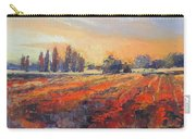 Field Of Light Oil Painting Carry-all Pouch