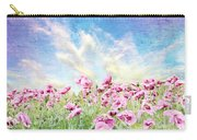 Field Of Poppies Stillliefe Carry-all Pouch