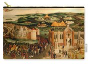 Field Of The Cloth Of Gold Carry-all Pouch