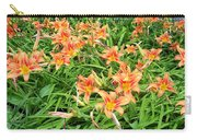 Field Of Tiger Lilies Carry-all Pouch
