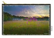 Field Of View Sunset Carry-all Pouch