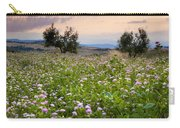 Field Of Wildflowers Carry-all Pouch