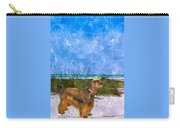 Field Spaniel Elegance Carry-all Pouch