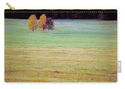 Field With Four Trees Carry-all Pouch