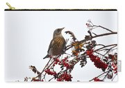 Fieldfare Carry-all Pouch