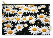 Fields Of Daisies Carry-all Pouch