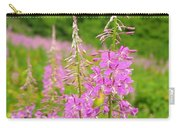 Fields Of Fireweed Carry-all Pouch