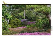 Fields Of Heather Carry-all Pouch