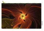 Fiery Carry-all Pouch by Amanda Moore